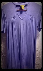 Wrangler Dresses - Wrangler Womens sz.m blue dress